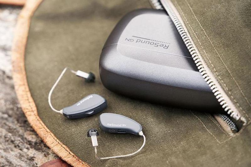 ReSound Quattro hearing aids